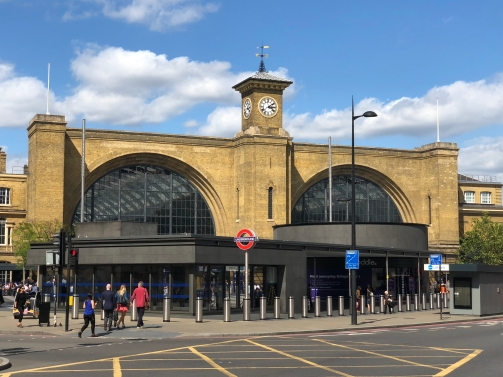 2018-08-14 London King's Cross Station