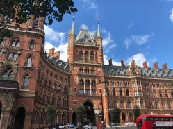 2018-08-14 London St Pancras Hotel and Station