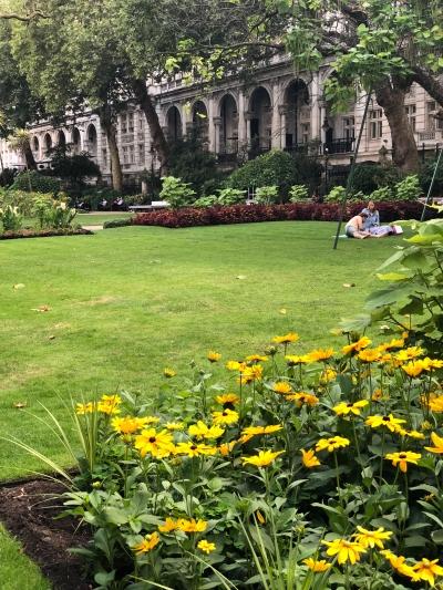 2018-08-15 London Whitehall Gardens 2